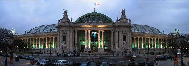 Alrededores de los Campos Elíseos | Grand Palais