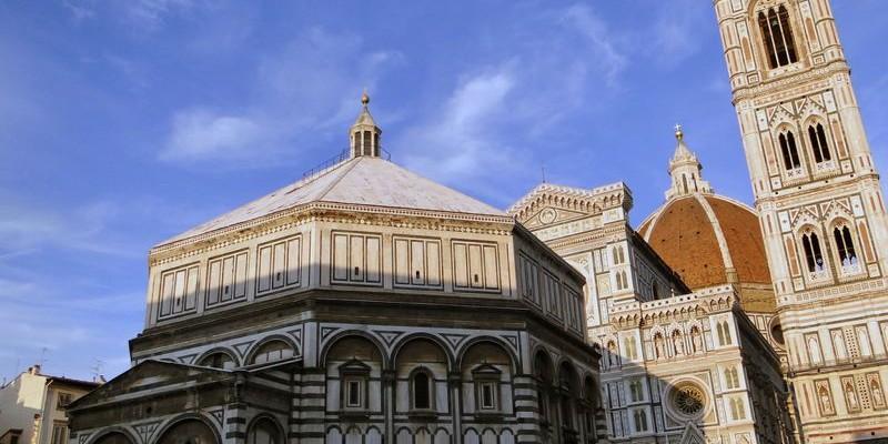 Campanile de Giotto en Florencia