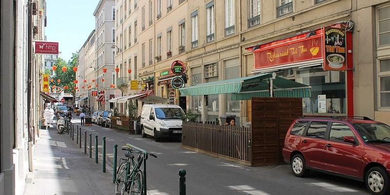 Chinatown en París