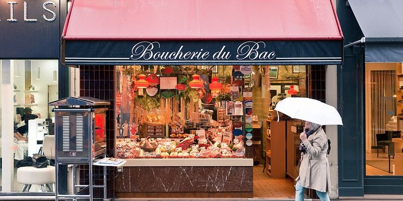 Compras en París