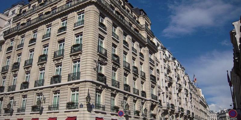 Faubourg St-Honoré, París
