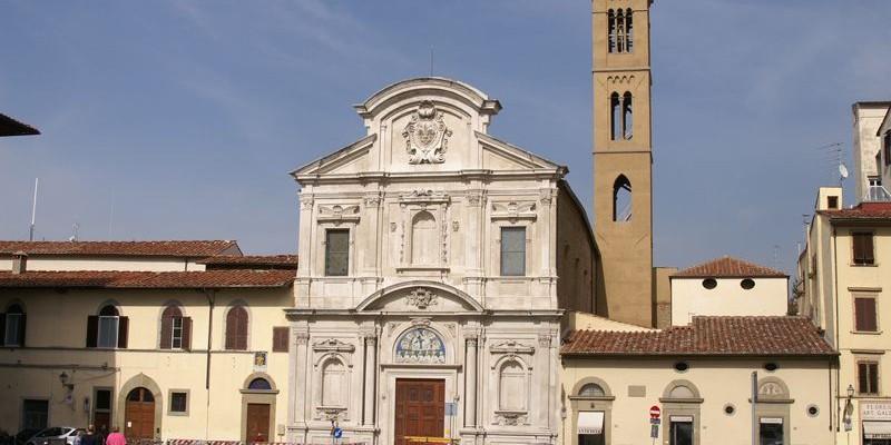 Iglesia de Ognissanti - Florencia
