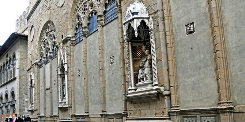 Iglesia de Orsanmichele, Florencia