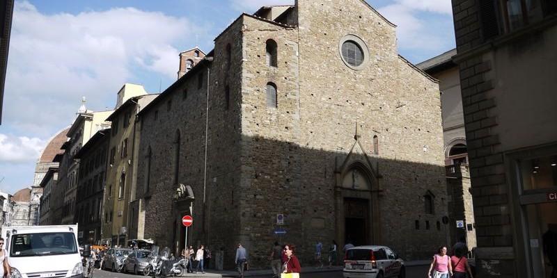 Iglesia de Santa Maria la Maggiore - Florencia