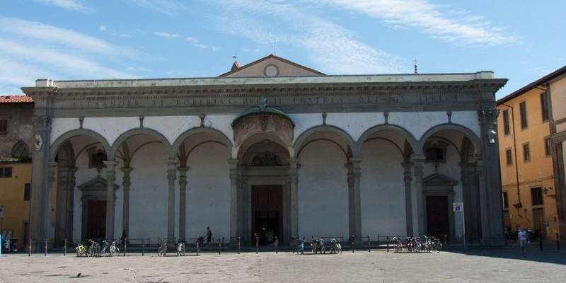 Iglesia de la Santissima Annunziata, Florencia