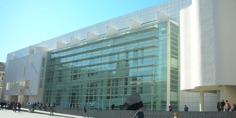 MACBA - Museo de Arte Moderno de Barcelona