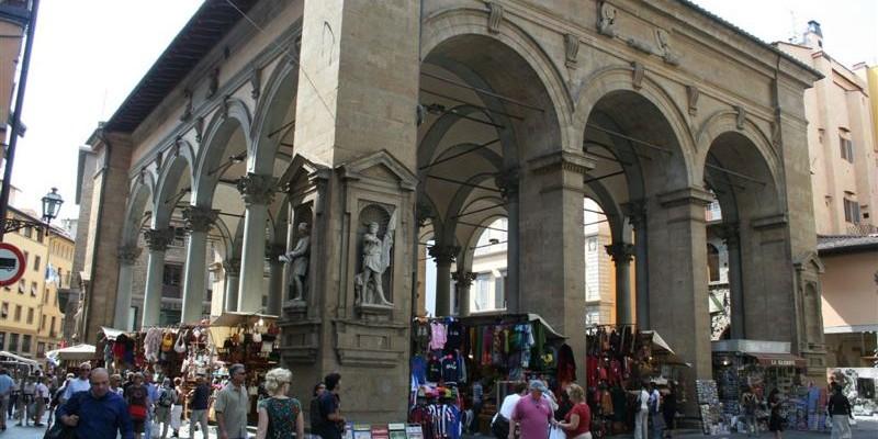 Mercado Nuevo - Florencia