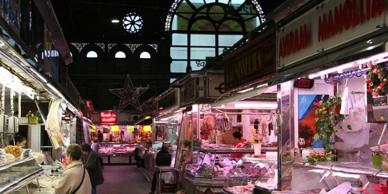 Mercados de Barcelona