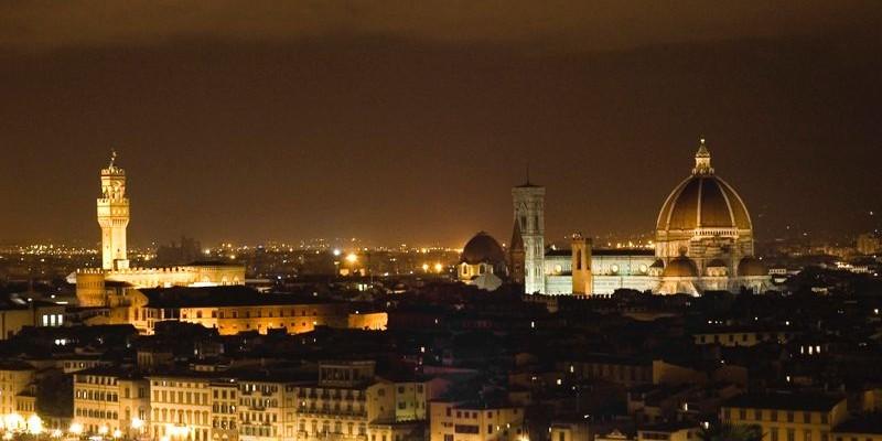 Mirador de Miguel Ángel, Florencia