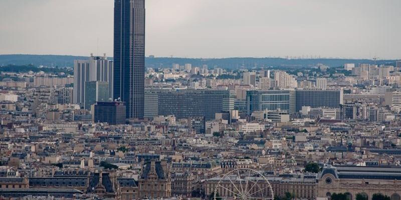 Montparnasse, París
