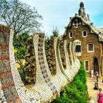 Parque Güell de Barcelona