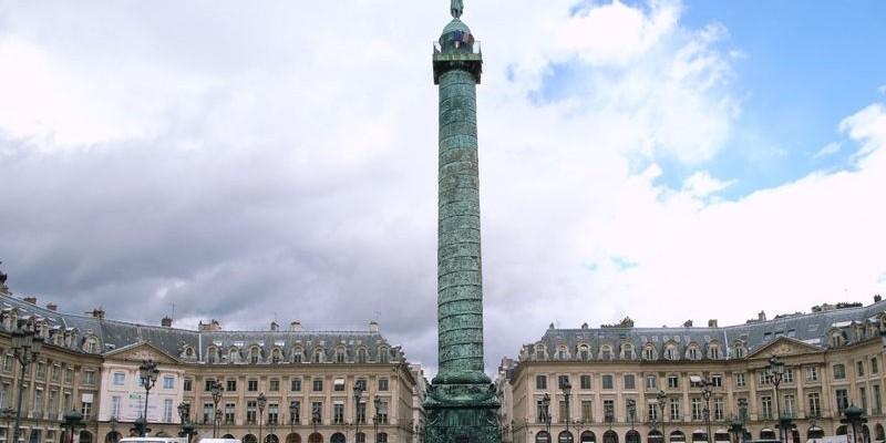 Place Vendôme en París