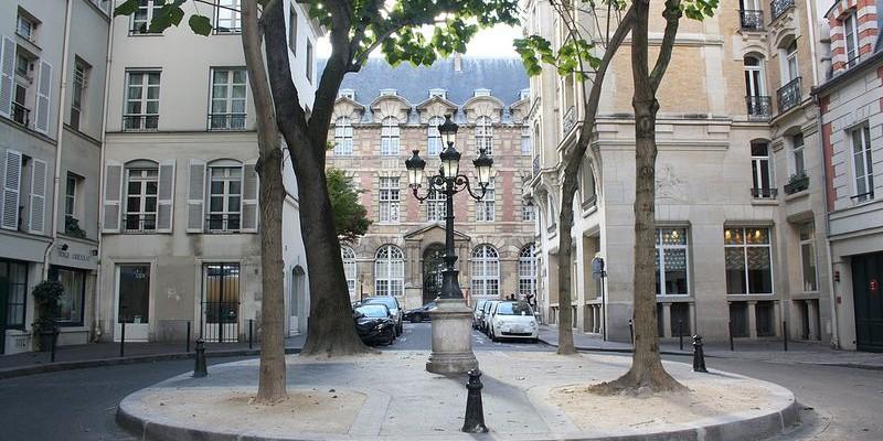 Saint Germain des Près, París