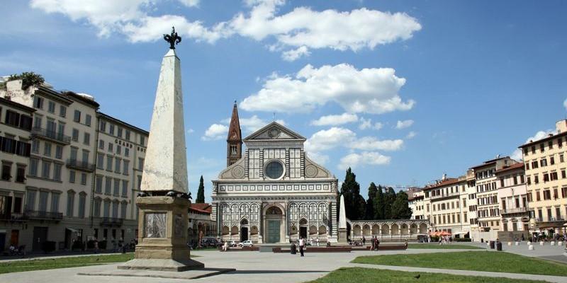 Santa Maria Novella, Florencia