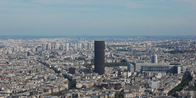 Tour Montparnasse, París