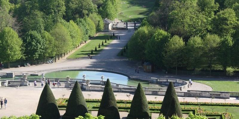 Bois de Boulogne, París