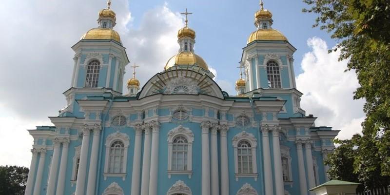 Catedral de San Nicolás, San Petersburgo