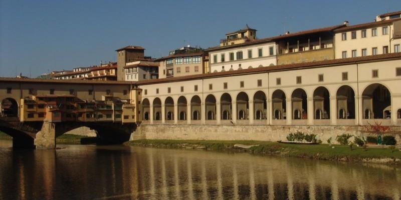 Corredor Vasari, Florencia