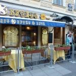 Dónde Comer en San Petersburgo