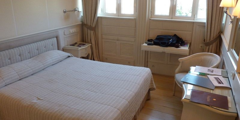 El alojamiento en Atenas