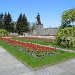 El cementerio Piskaryovskoye