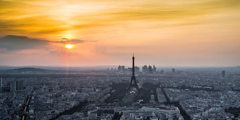 Guía de turismo en París