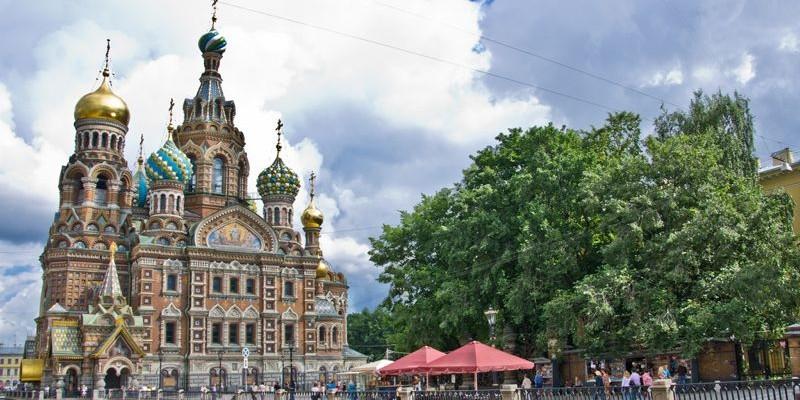Guía de turismo en San Petersburgo