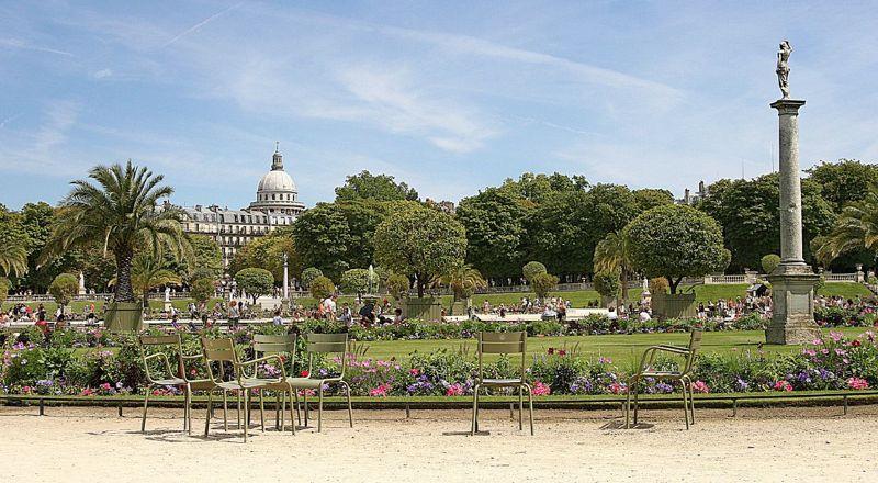 Jardines de luxemburgo en par s la gu a de viaje for Jardines de luxemburgo paris