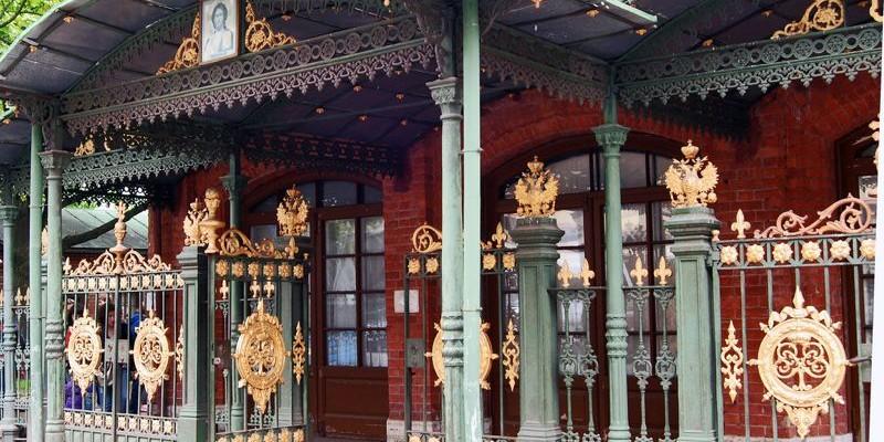 La Cabaña de Pedro El Grande, San Petersburgo