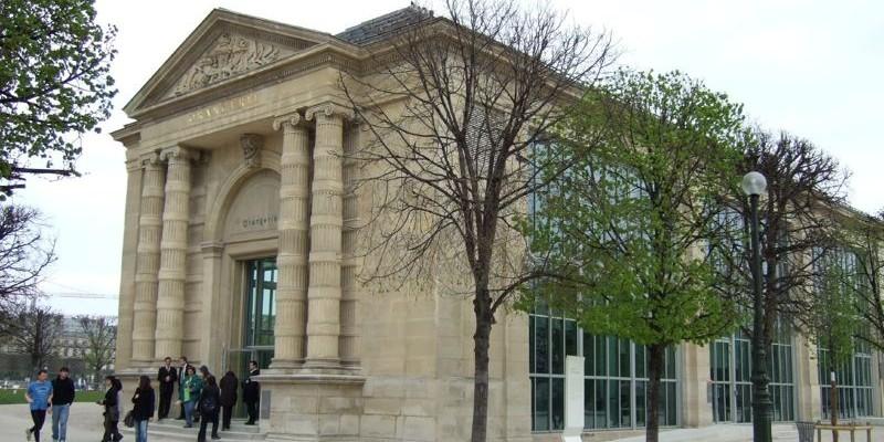 Musée National de l'Orangerie, París