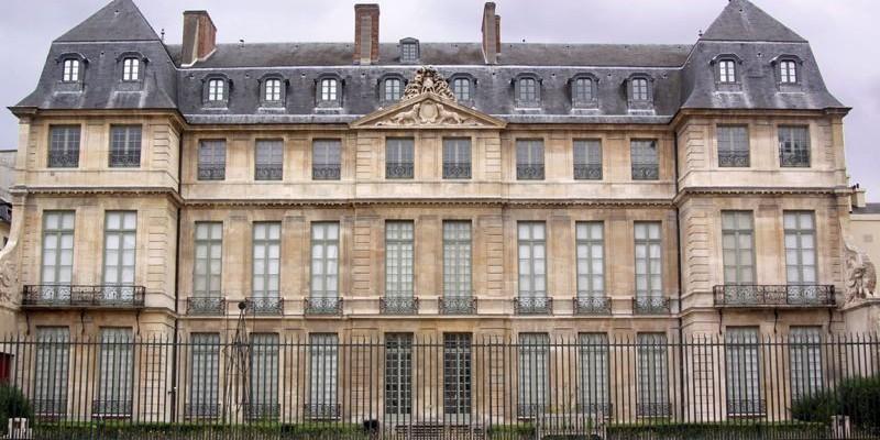 Musée Picasso, París