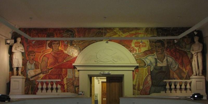 Museo Estatal de la Historia Política de Rusia, San Petersburgo