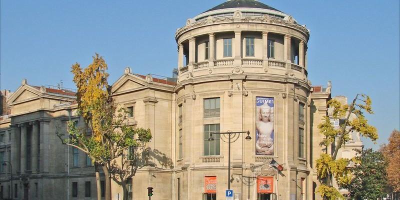 Museo Guimet, París
