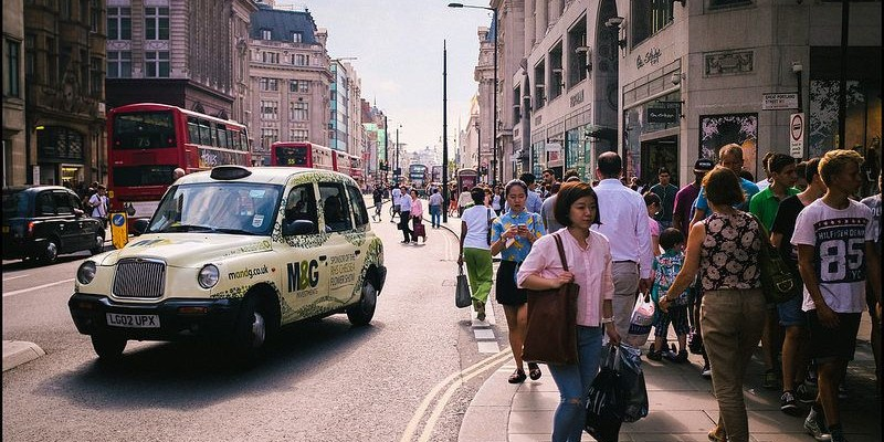 Oxford Street, Londres