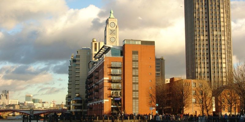 Oxo Tower, Londres