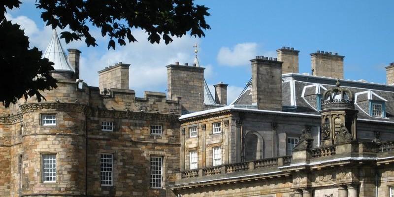 Palacio de Holyroodhouse