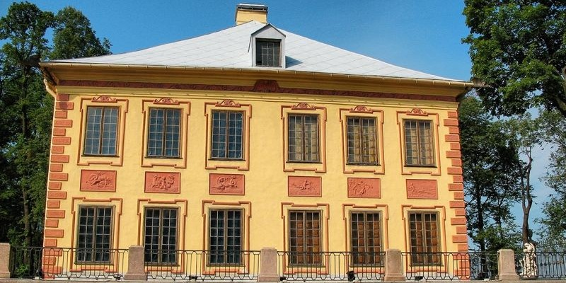 Palacio de Verano, San Petersburgo