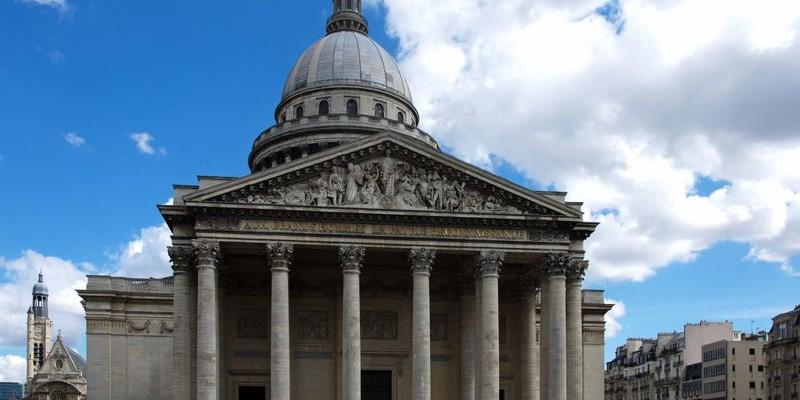 Panthéon, París