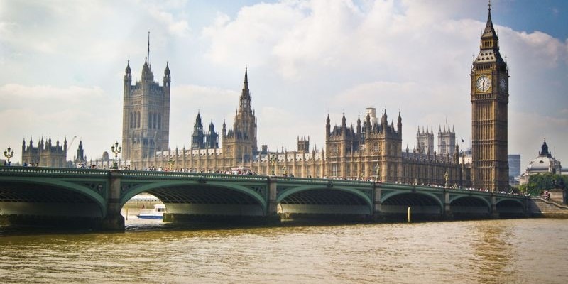 Puente de Westminster, Londres