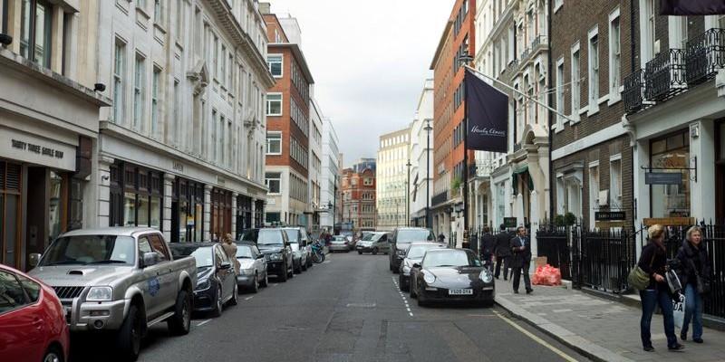 Savile Row, Londres