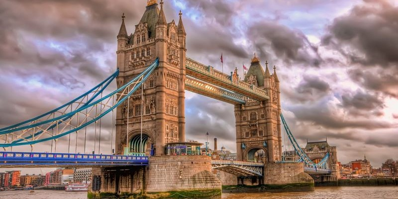 Tower Bridge, el Puente de la Torre de Londres