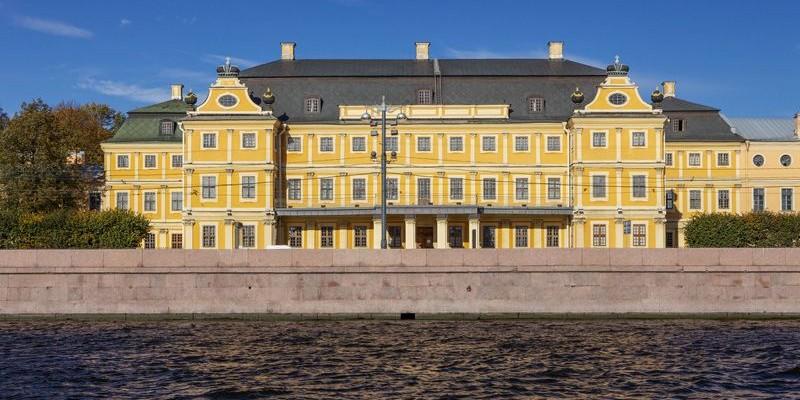 palacio del conde Ménshikov, San Petersburgo