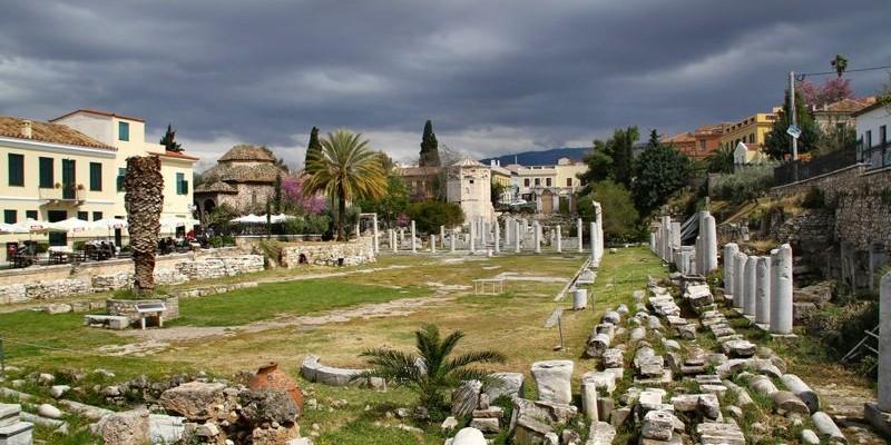 Ágora Romana, Atenas