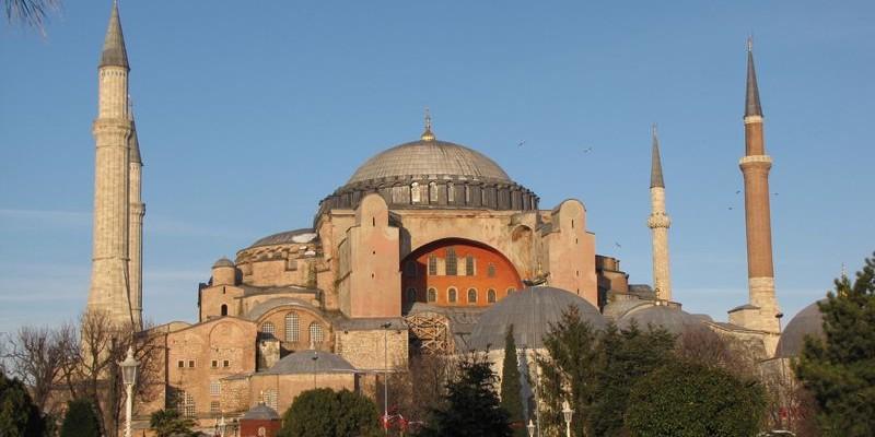 Basílica de Santa Sofía, Estambul