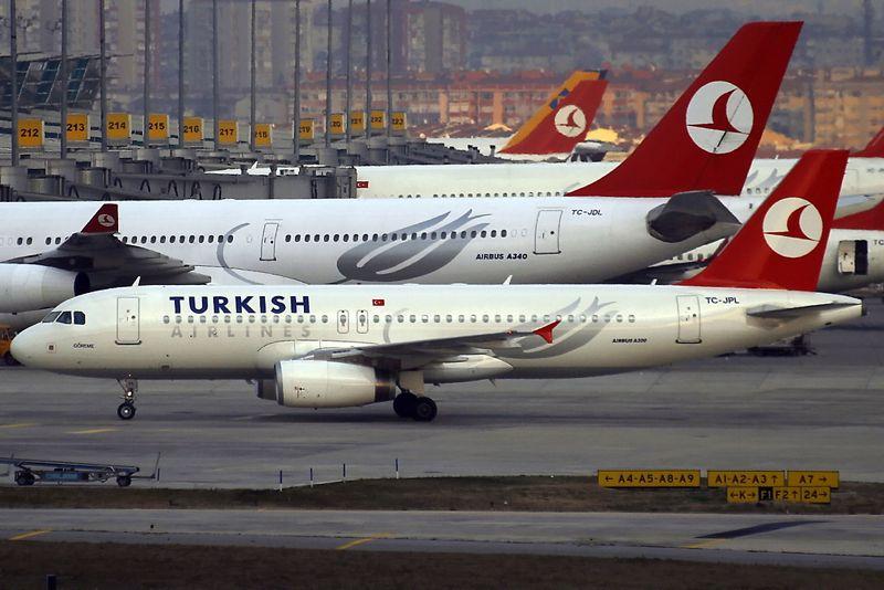 C mo llegar a estambul aeropuerto de atat rk y sabiha g k en for Como llegar de barcelona a paris