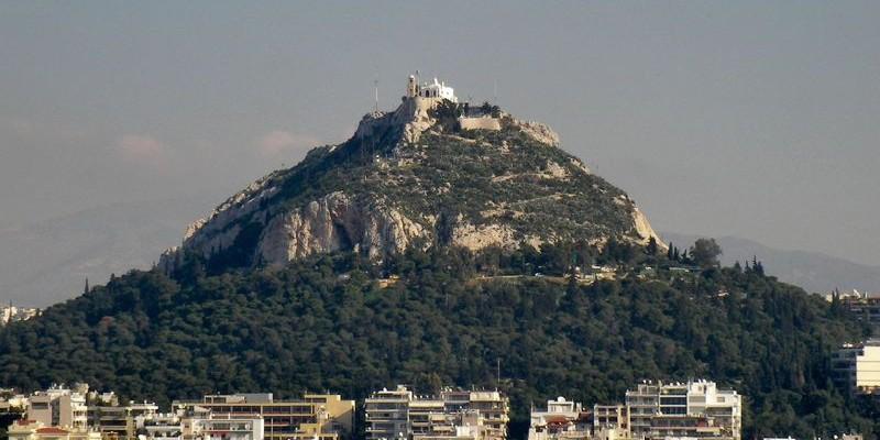 Colina de Licabeto, Atenas