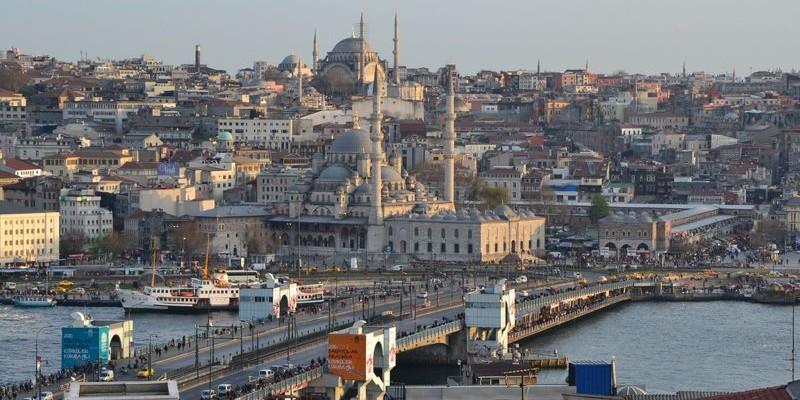 El Cuerno de Oro, Estambul