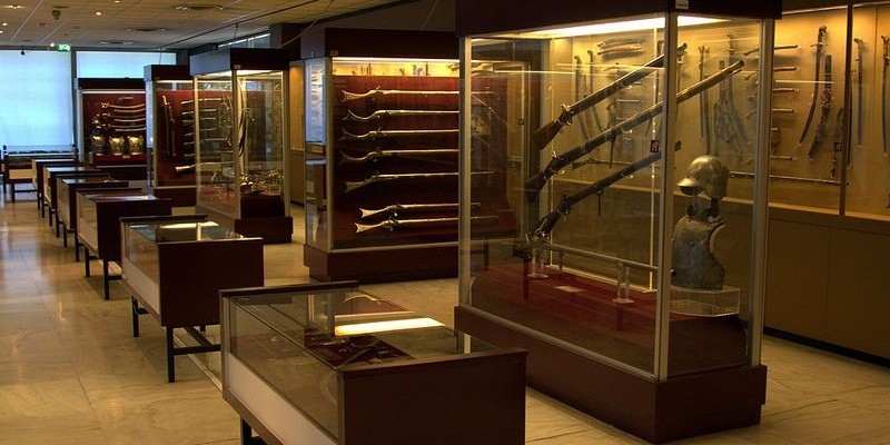 El Museo Militar de Atenas, el museo de la guerra