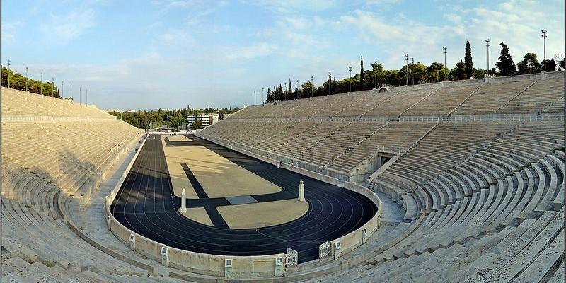 Estadio Panatenaico, Atenas