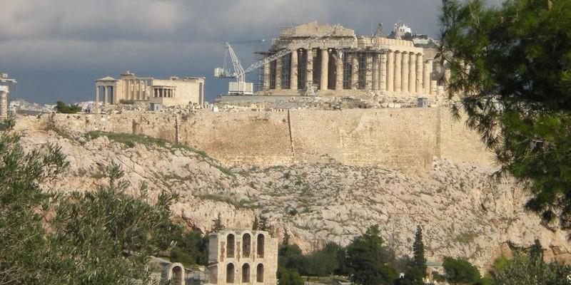 Filopappos, Atenas